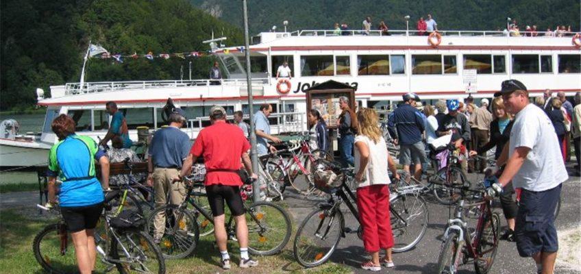 Radausflug 2004