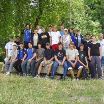 Jugendlager 2004