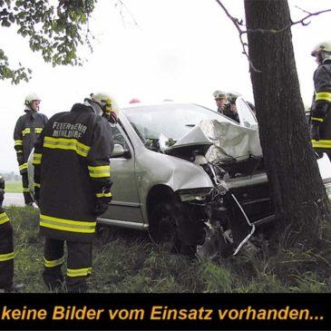 Verkehrsunfall B131 – km 7,1