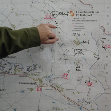 Bezirks-Strahleneinsatzübung 2005