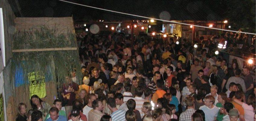 Super Stimmung am Dorffest 2006