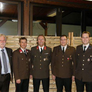 Neues Kommando der FF-Mühldorf