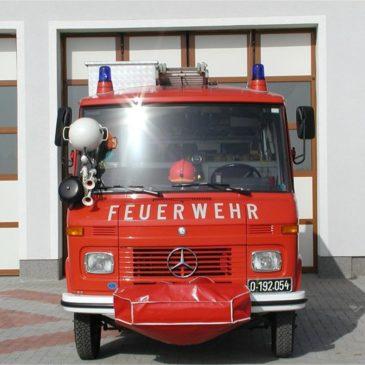 Einsatzfahrzeug – LFB (2009 ausser Dienst gestellt!)