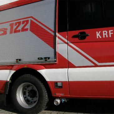 Kleinrüstfahrzeug – KRF-B