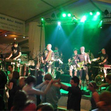 Erstes Bergwerkfest in Freudenstein