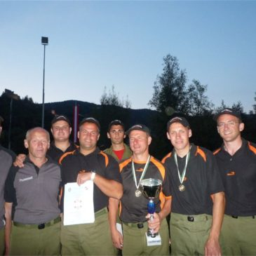 Erfolge beim steirischen Wasserwehrleistungsbewerb