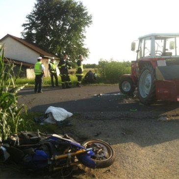 Tragischer Verkehrsunfall in Ach