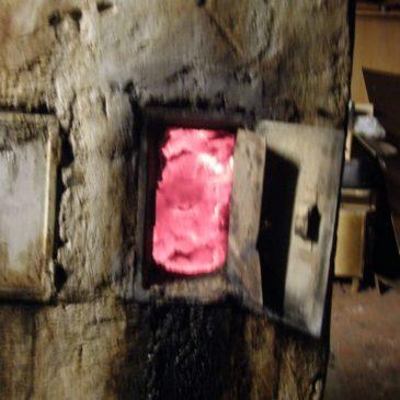 Kaminbrand in Freudenstein