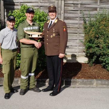 3. Rang beim Landes-Wasserwehrleistungsbewerb in Linz