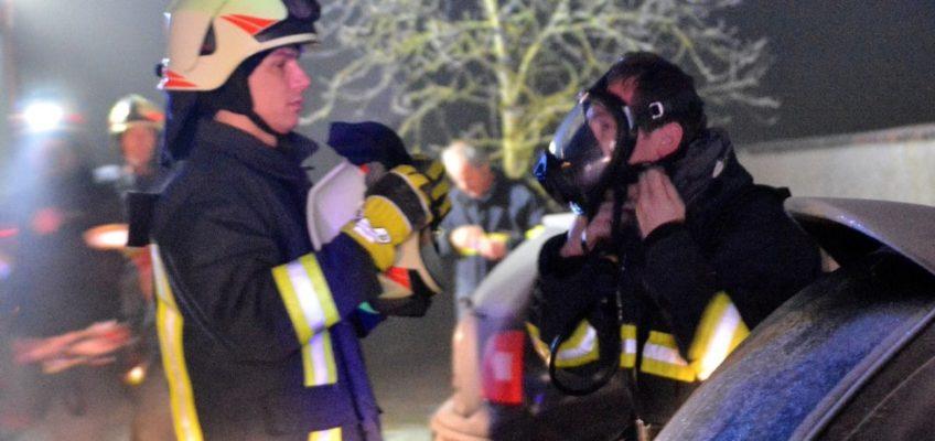 Kleinbrand in einer Feldkirchner Wohnung