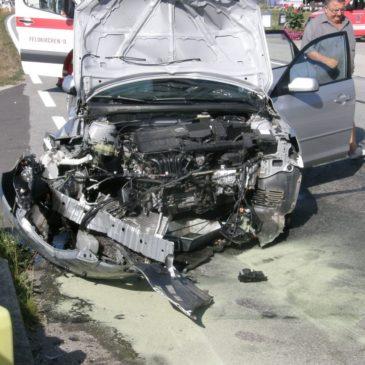 Verkehrsunfall in Freudenstein