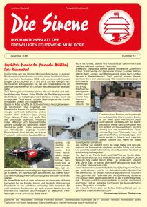 Die Sirene - Ausgabe12 (2006)