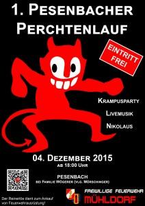 2015-10-12_1. Pesenbacher Perchtenlauf