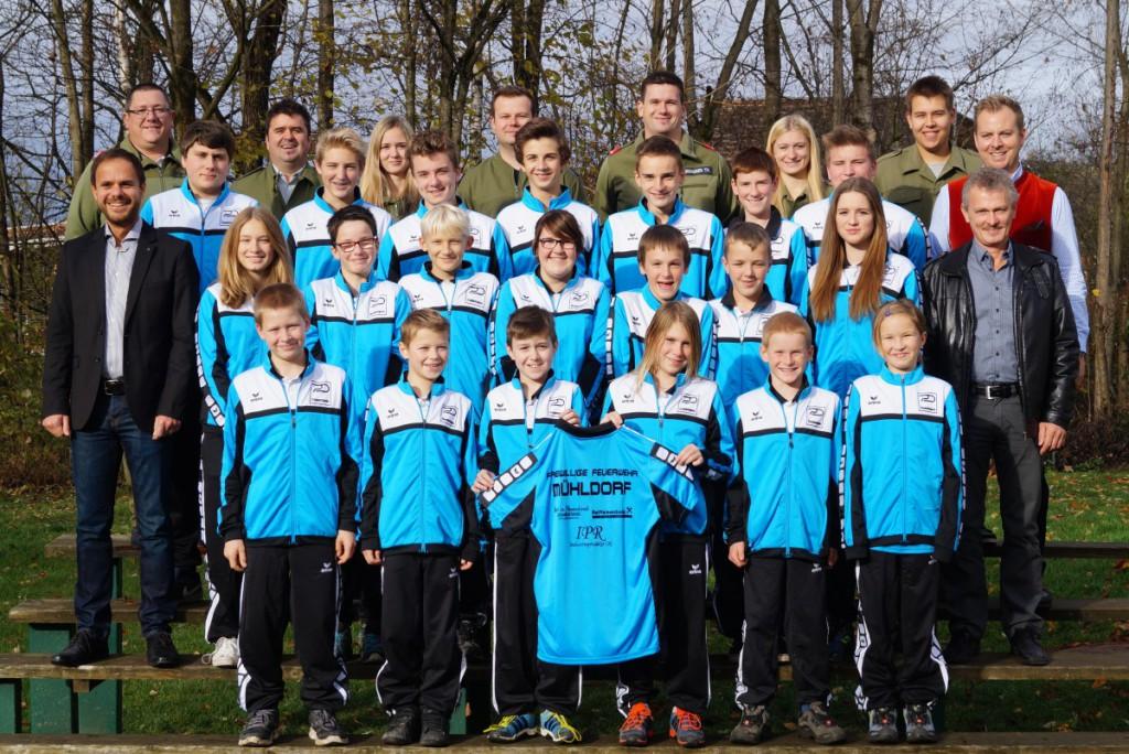 2015-11-18_Die neuen Trainingsanzuege unserer Jugendgruppe