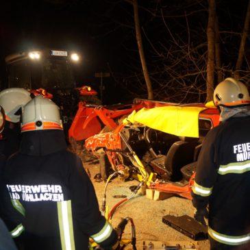 Feuerwehrübergreifende technische Übung