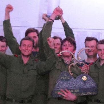 Sieg bei der Woodquarter Kuppel-Challenge 2016