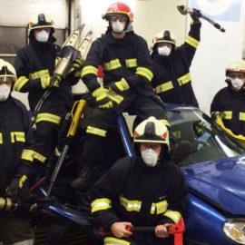 """Unser """"Technical Rescue Team"""" stellt sich vor"""