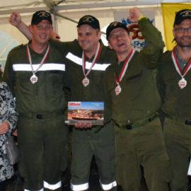 Ausgezeichnete Erfolge auch beim 55. Landes-Wasserwehrleistungsbewerb
