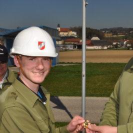 Feuerwehrjugend-Leistungsabzeichen in Gold