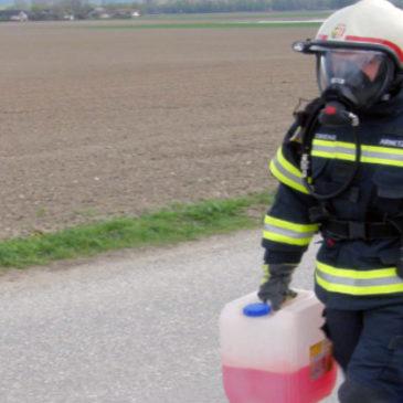 Jährlicher Leistungstest für alle Atemschutzträger