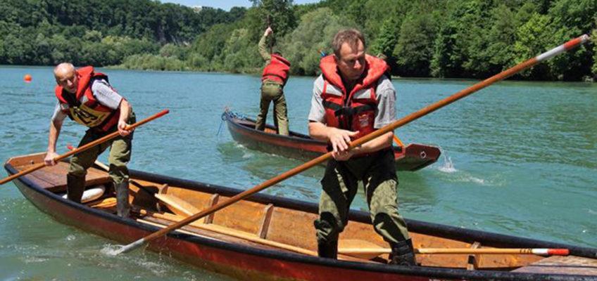 Zweifacher Sieg beim Bezirks-Wasserwehrleistungsbewerb in Steyr