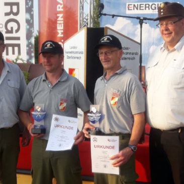 Großartige Erfolge beim 56. Landes-Wasserwehrleistungsbewerb