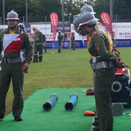 Spitzenleistungen beim OÖ- Landes-Feuerwehrleistungsbewerb
