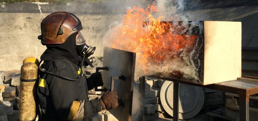 Realbrandausbildung – Ein Tag im Feuer