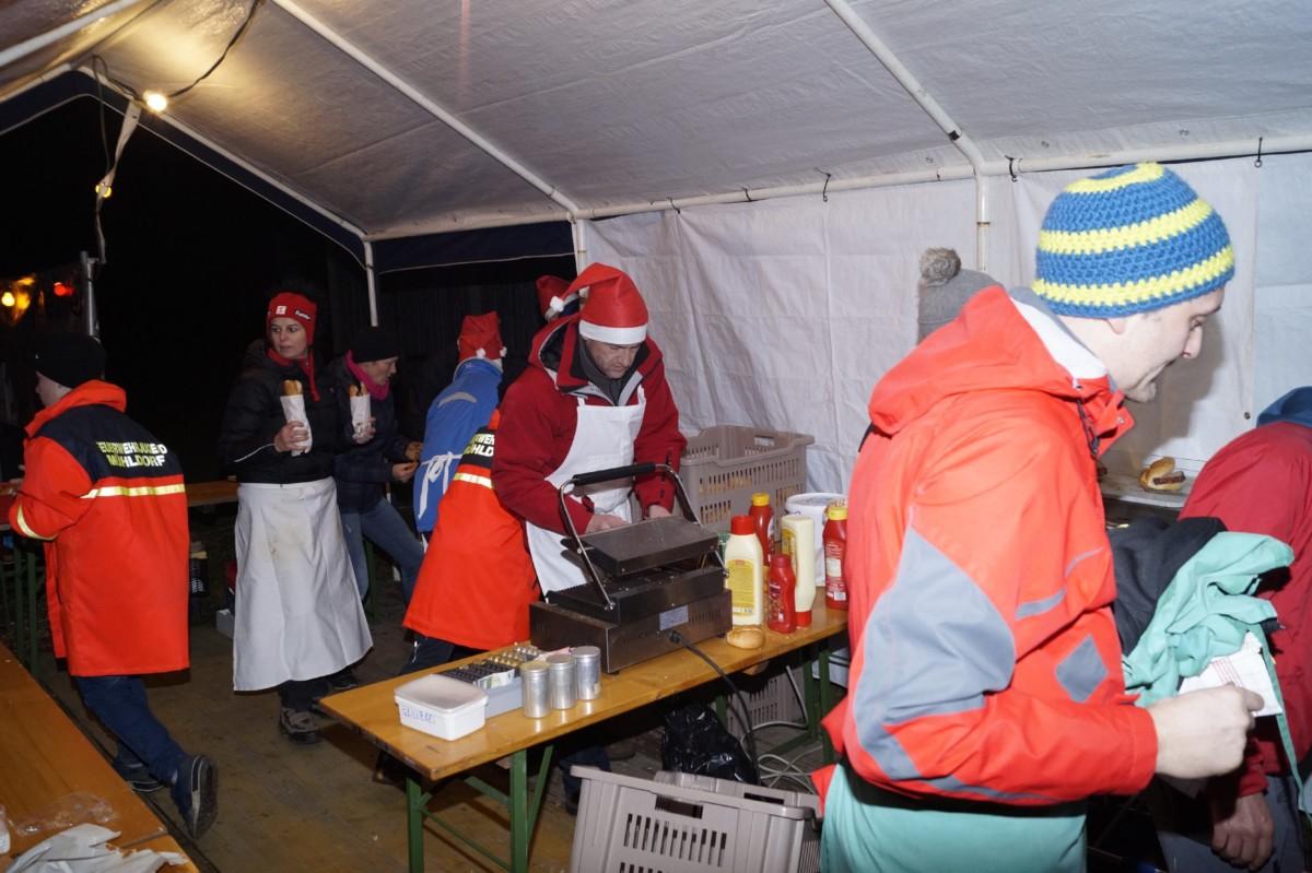 3. Pesenbacher Perchtenlauf – Freiwillige Feuerwehr Mühldorf