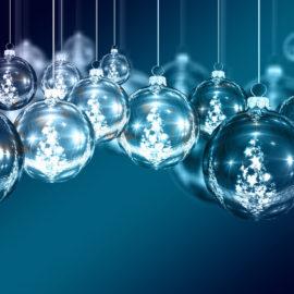 Frohe Weihnachten und ein glückliches neues Jahr 2018!