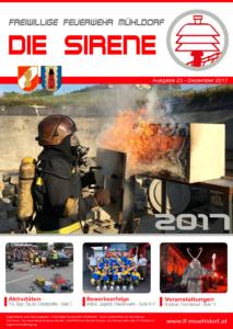 Die Sirene - Ausgabe23 (2017)